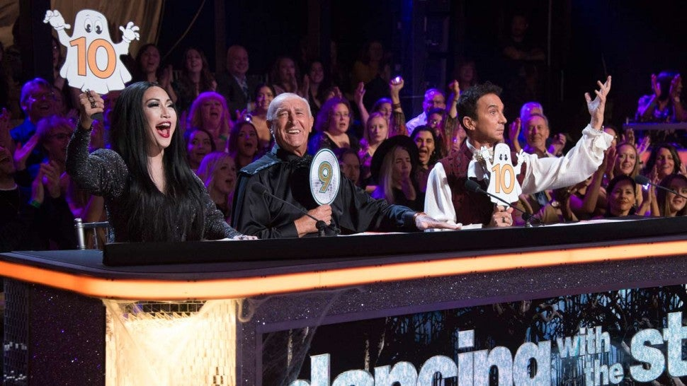 'Dancing With the Stars' Halloween Night