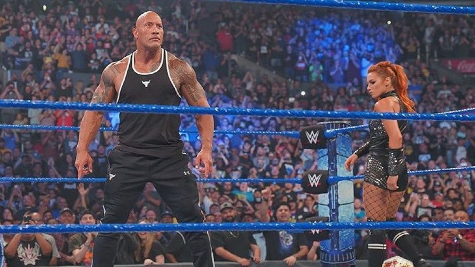 The Undertaker Comments On Why He Wasn't At Friday Night SmackDown