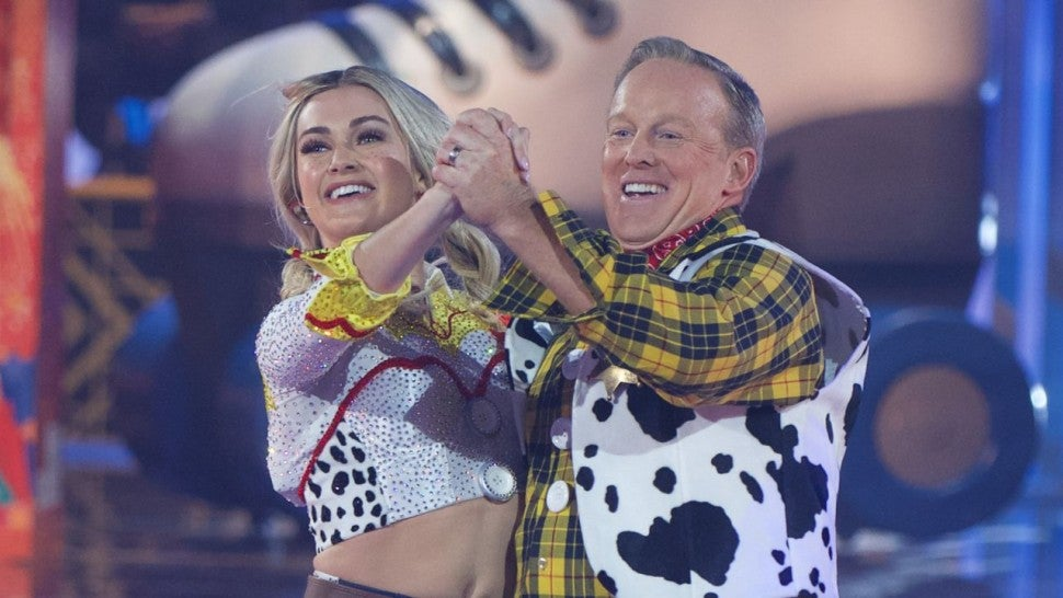 Sean Spicer Dancing With the Stars