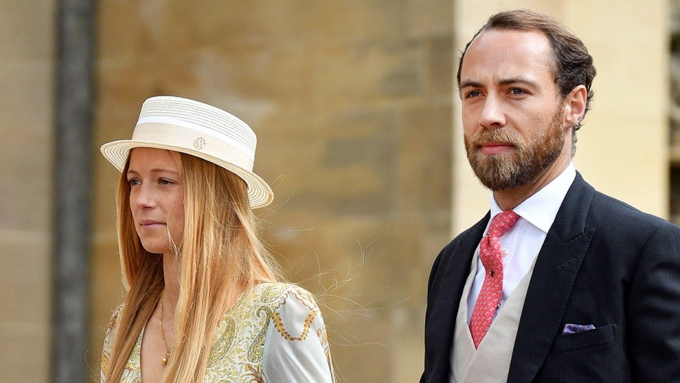 James Middleton, Alizee Thevenet