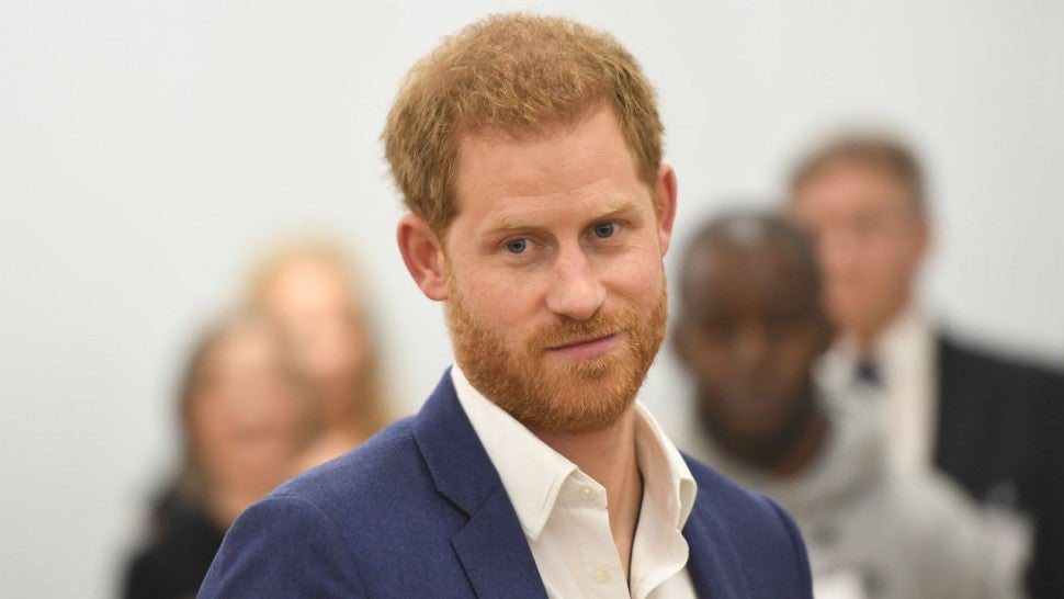 prince harry calls for compassion online as he and meghan markle take action against crisis of hate entertainment tonight prince harry calls for compassion