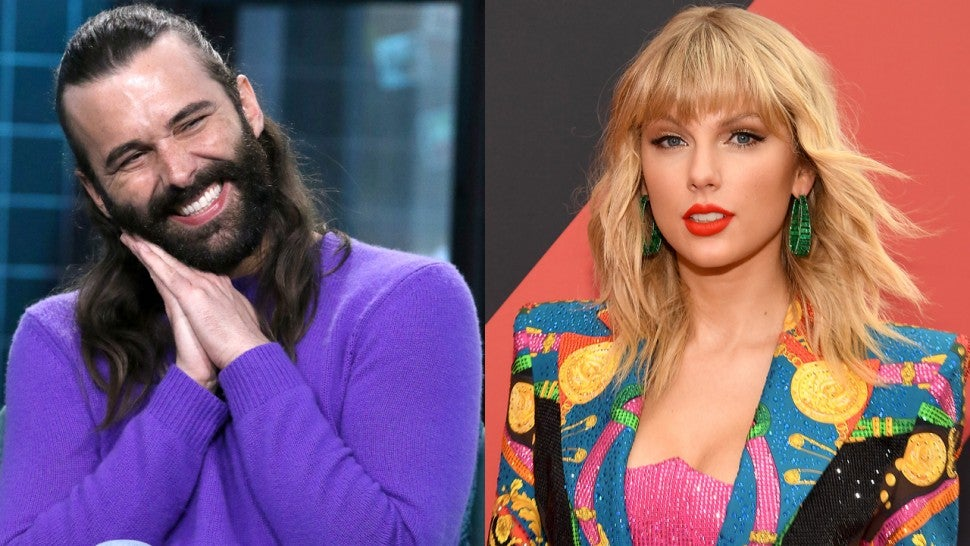 Jonathan Van Ness Taylor Swift