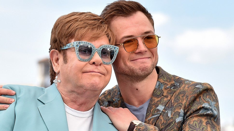 Taron Egerton Shares Coolest Story About Friendship With Elton