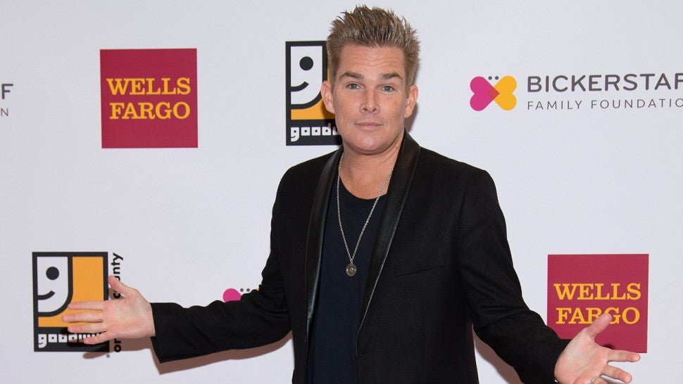 Mark McGrath attends the Goodwill of Orange County Gala at Ritz-Carlton Laguna Nigel on November 5, 2016 in Dana Point, California.