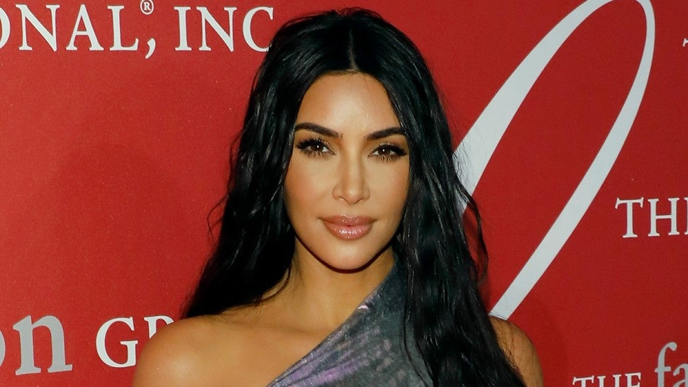 Kim Kardashian Reveals She Gained 18 Pounds in the Past 12 Months