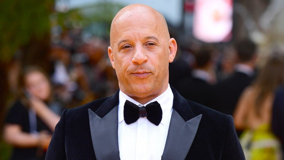 Vin Diesel in July 2019