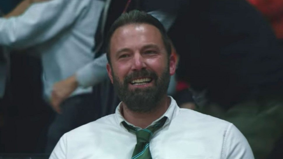 Ben Affleck's Next Role Tackles Basketball, Loss, And Addiction
