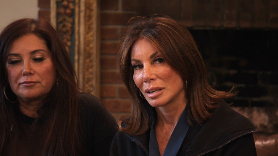 Danielle Staub on 'The Real Housewives of New Jersey's 12th season.