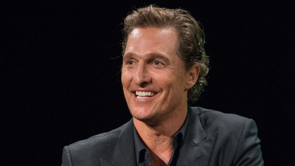 Step Aside Jennifer Aniston: Matthew McConaughey Just Joined Instagram