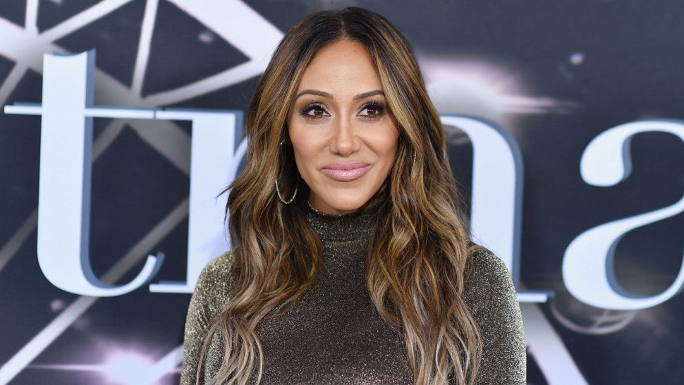 melissa gorga at last christmas premiere in nyc