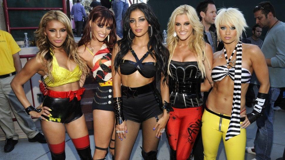 Nicole Scherzinger Confirms Pussycat Dolls Reunion | Entertainment Tonight