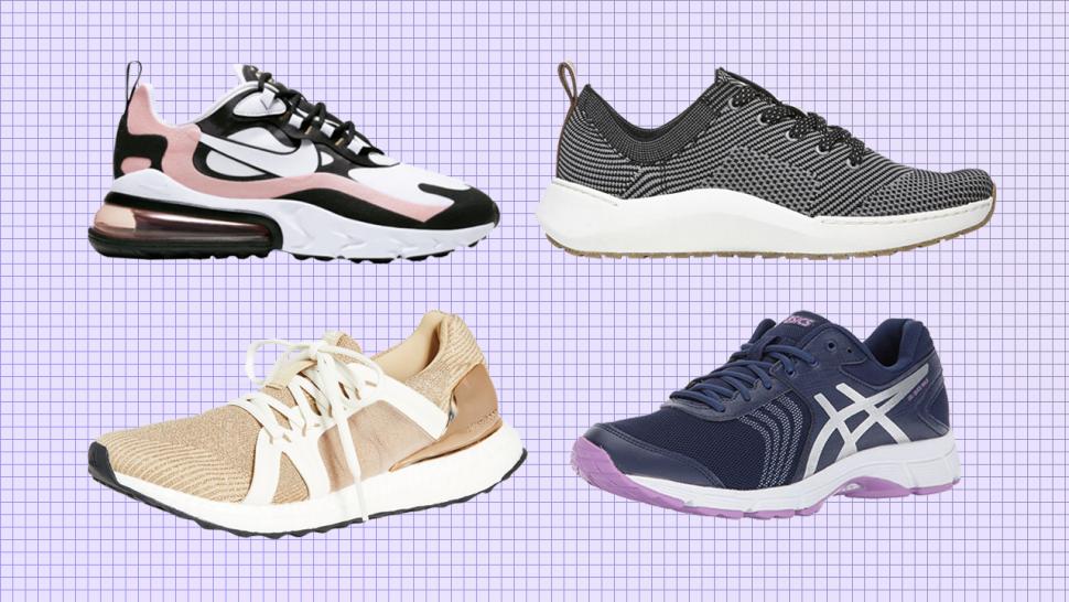 Psicológico Estado volverse loco  The Best Walking Shoes for Women -- Allbirds, New Balance, Nike, Merrell  and More | Entertainment Tonight