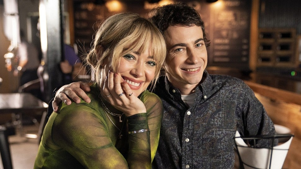 'Lizzie McGuire' Revival at Disney Plus Brings Back Adam Lamberg as Gordo