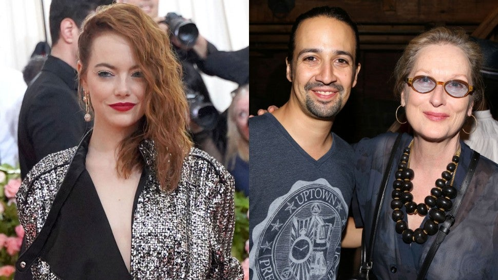 Lin-Manuel Miranda Will Co-Chair 2020 Met Gala