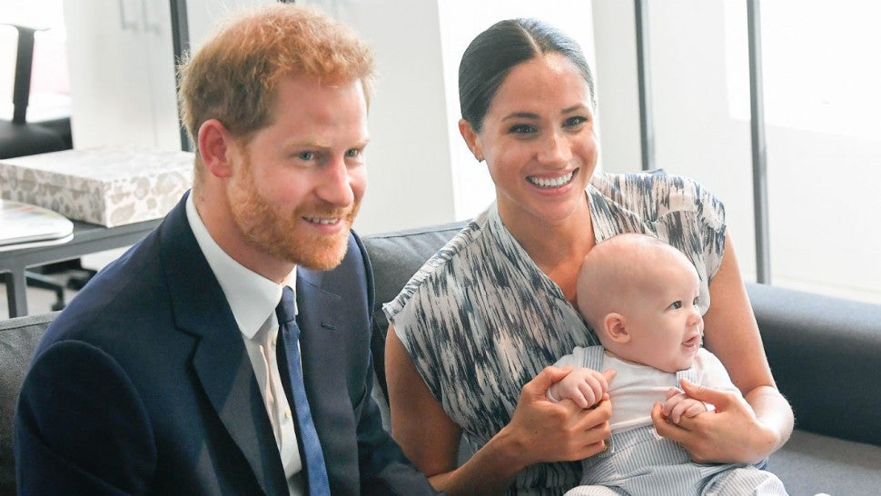 Meghan Markle Pens Children's Book 'The Bench' Inspired by Prince Harry's Relationship With Son Archie.jpg