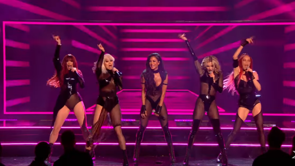 Pussycat Dolls X Factor UK