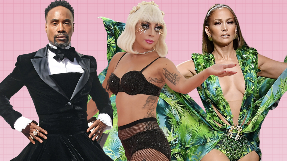 best fashion moments of 2019 Billy Porter Lady Gaga J.Lo