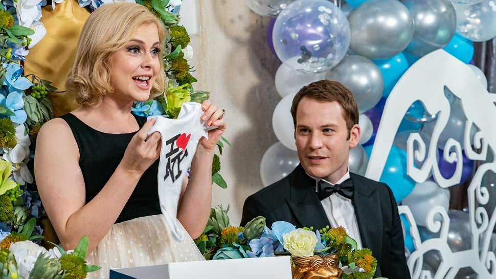 'A Christmas Prince 3': Rose McIver & Ben Lamb on Fourth Film and Amber/Richard's Royal Baby ...