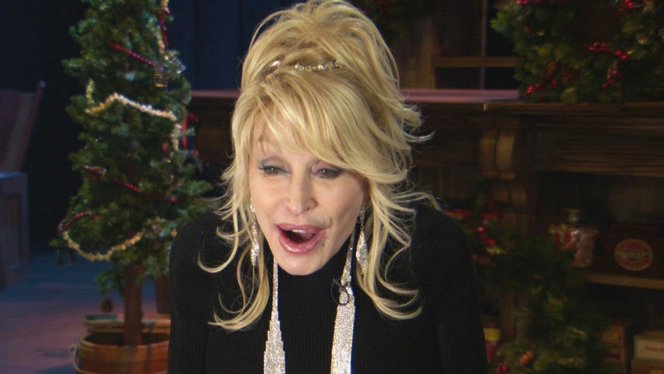 Dolly Parton Reacts to 1982 Interview