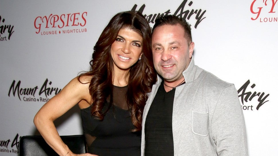 Teresa and Joe Giudice Have Split After 20 Years of Marriage