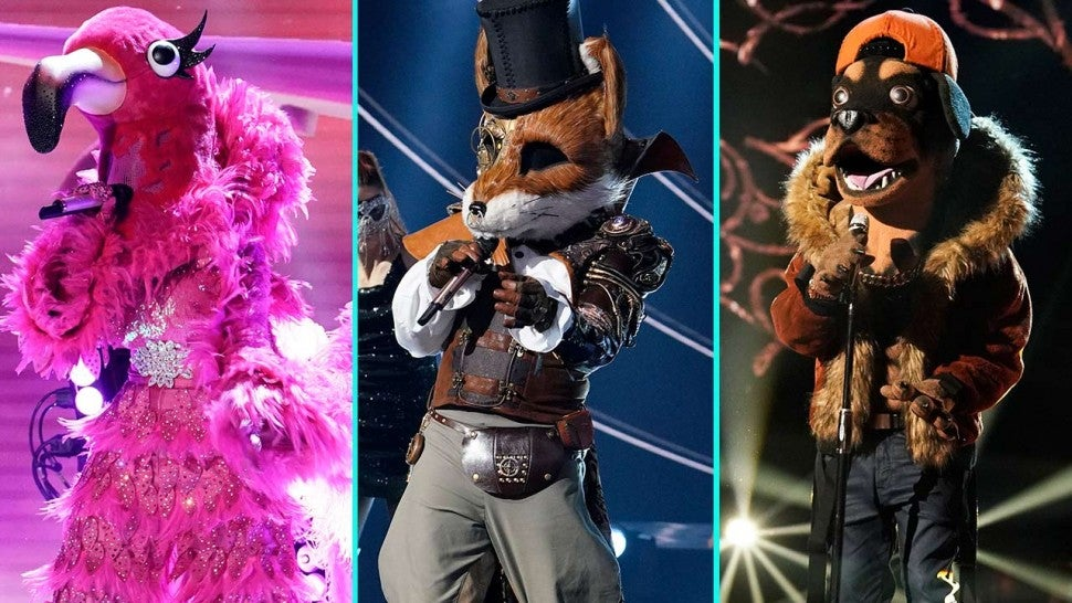 Masked Singer 2021 Finale