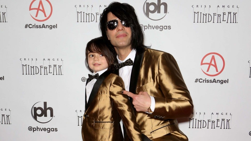 Criss Angel Johnny