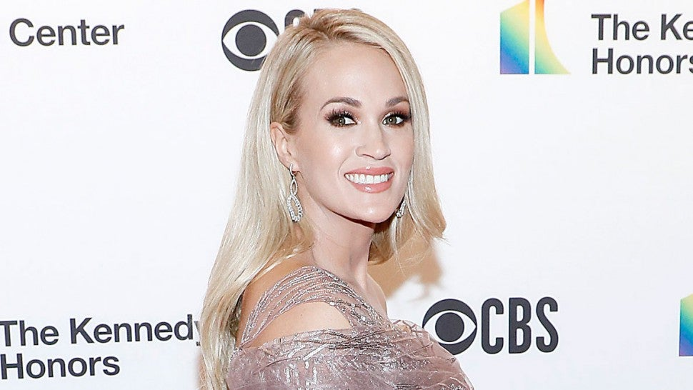 Carrie Underwood at the 42nd Annual Kennedy Center Honors