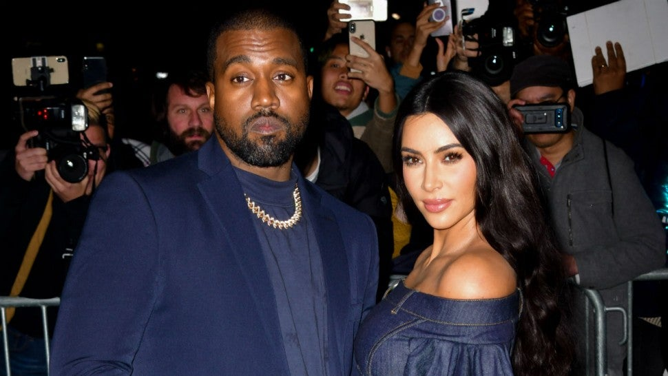 Kanye West Is 'Stepping Out on Faith' With Wife Kim Kardashian as ...