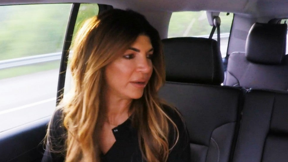 Teresa Giudice on 'The Real Housewives of New Jersey.'