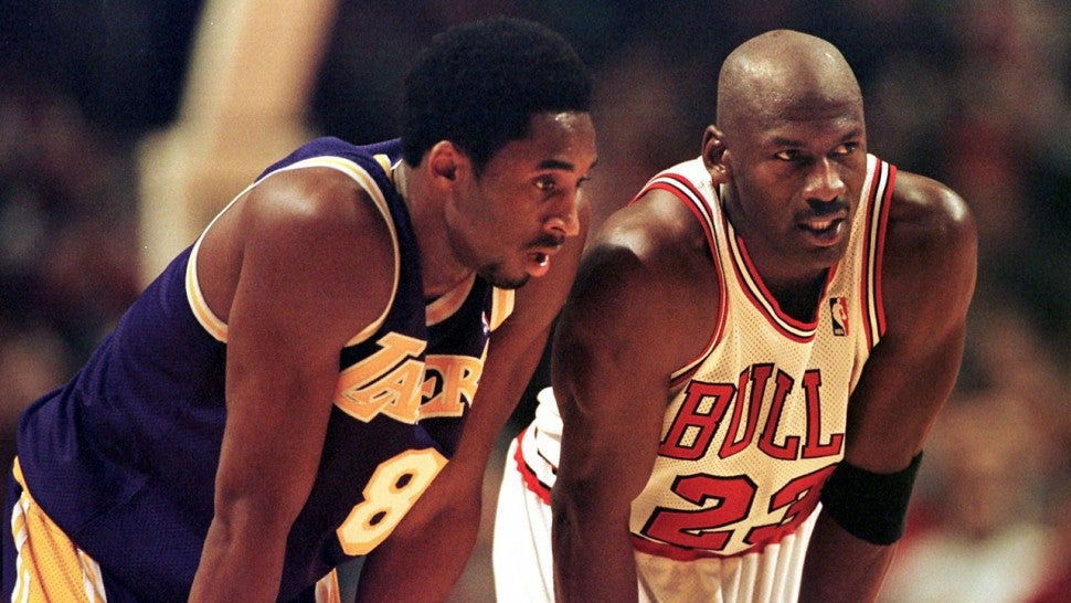Michael Jordan to Present Kobe Bryant at Basketball Hall of Fame Ceremony.jpg