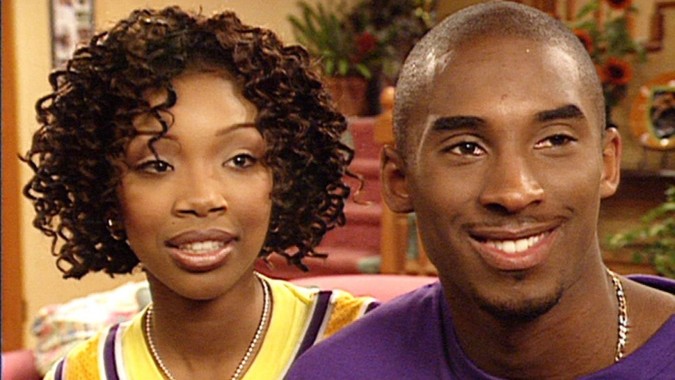 Remembering Kobe Bryant's Early Days in Hollywood (Flashback)