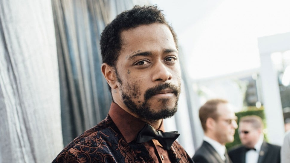 lakeith stanfield at 25th Annual Screen Actors Guild Awards