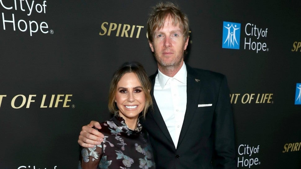 Keltie Knight Husband Chris