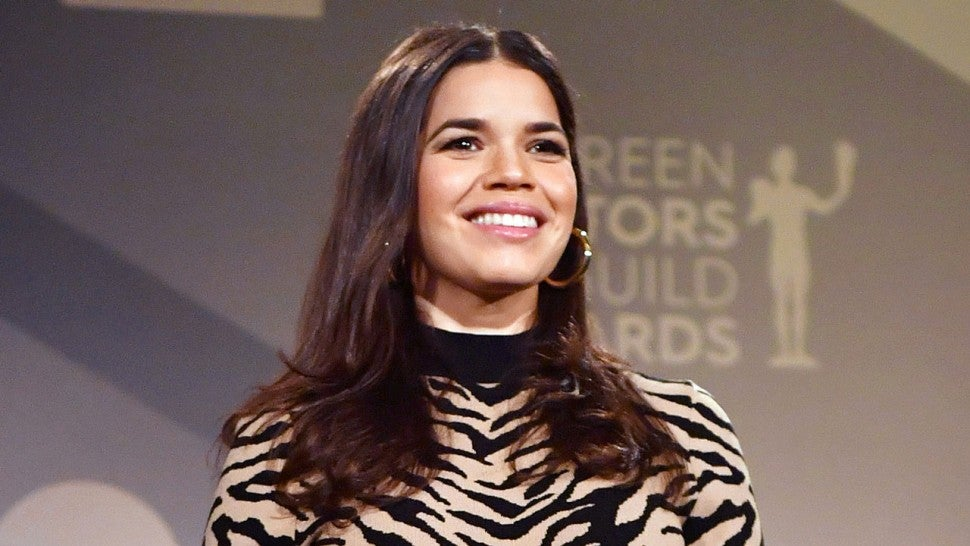 America Ferrera at the 26th Annual Screen Actors Guild Awards Nominations Announcement