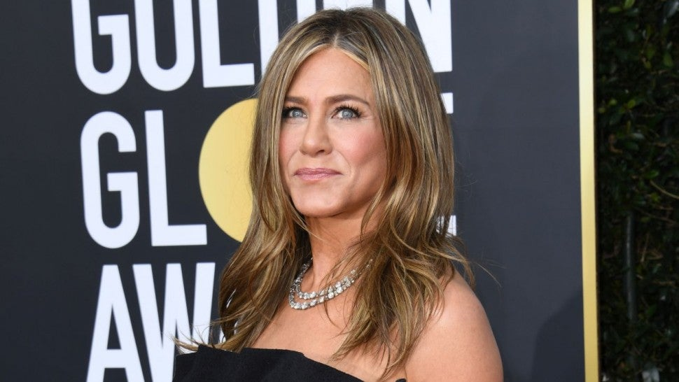 Jennifer Aniston Golden Globes