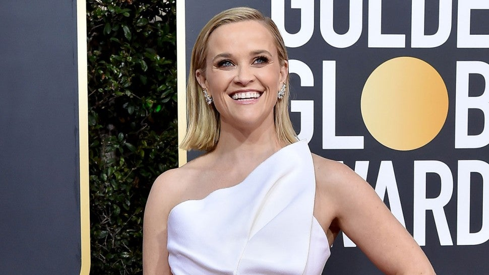 Reese Witherspoon at the 77th Annual Golden Globe Awards