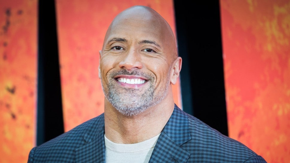 Dwayne Johnson Starring In Young Rock Comedy About His Life Entertainment Tonight