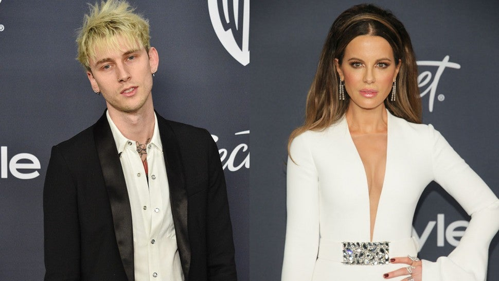 Machine Gun Kelly and Kate Beckinsale