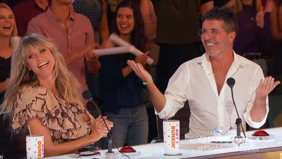 who are the judges for agt 2020