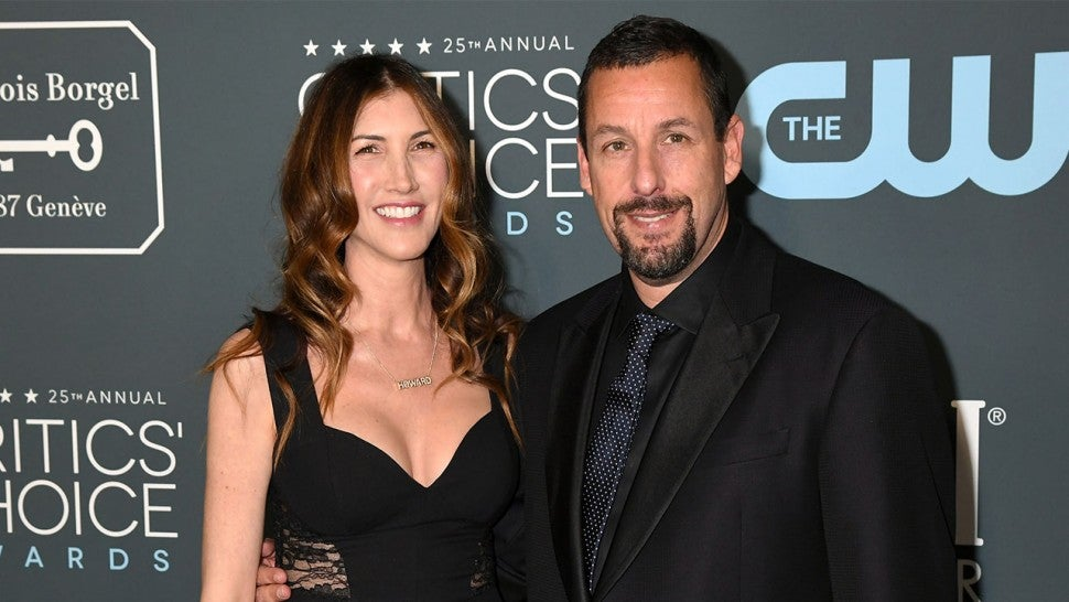 Adam Sandler Shares His Wife Jackie's Advice for His ...