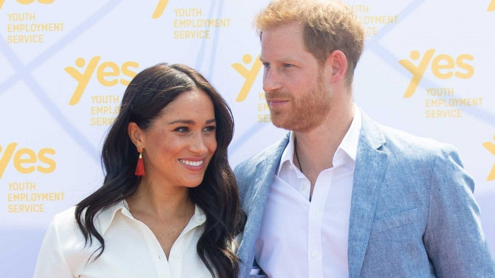 Meghan Markle and Prince Harry's Royal Life Officially Has an End Date