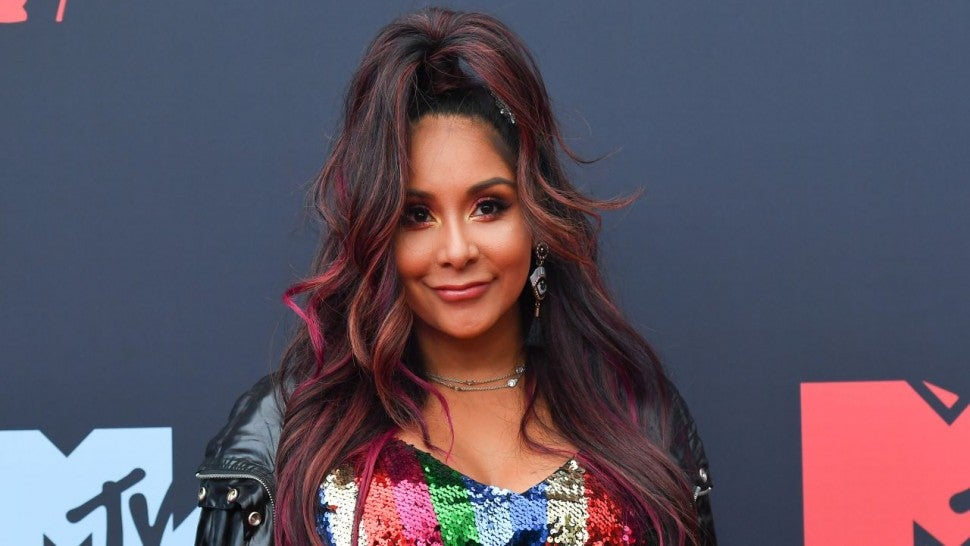 Snooki at MTV VMAs