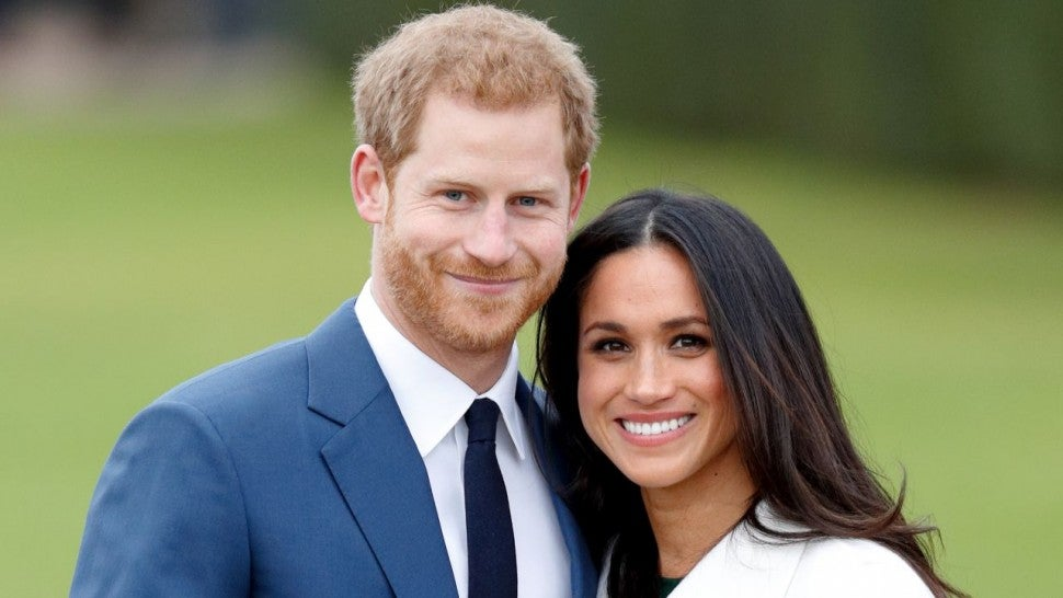 Meghan Markle and Prince Harry ET Special