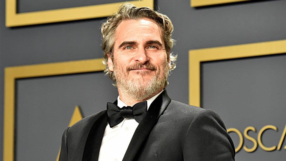 Joaquin Phoenix, 2020 Oscars