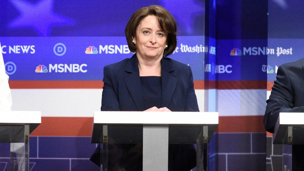 Rachel Dratch on 'Saturday Night Live'