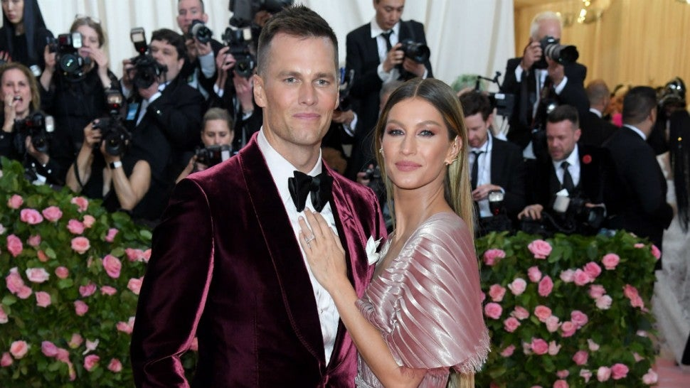 Tom Brady Opens Up About Relationship Issues With Gisele Bundchen She Wasn T Satisfied With Our Marriage Entertainment Tonight