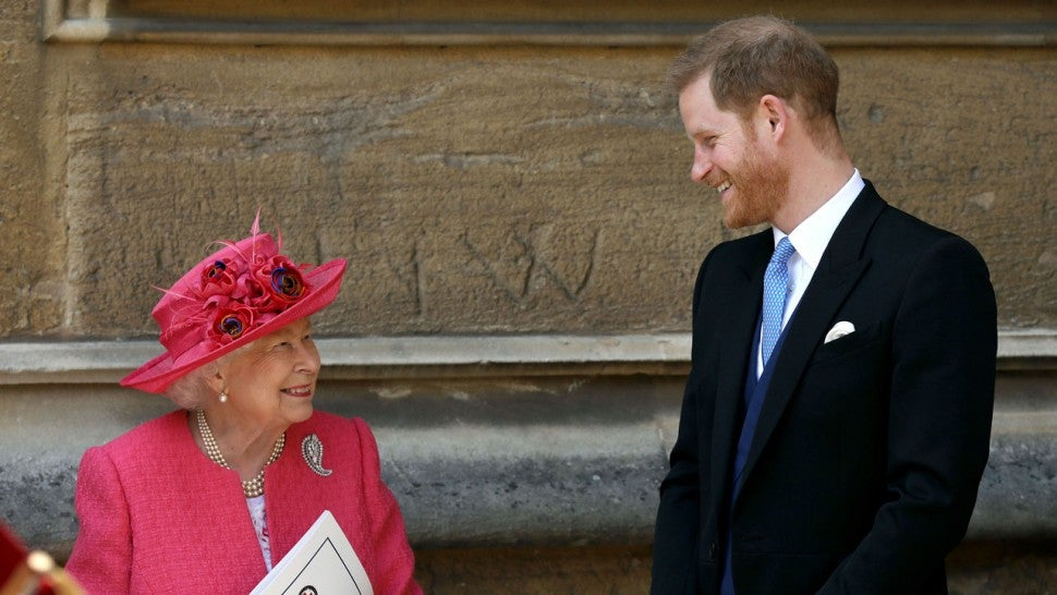 Prince Harry Reveals the Unusual Gift Queen Elizabeth Sent Archie and What Prince Philip Is Like on Zoom.jpg