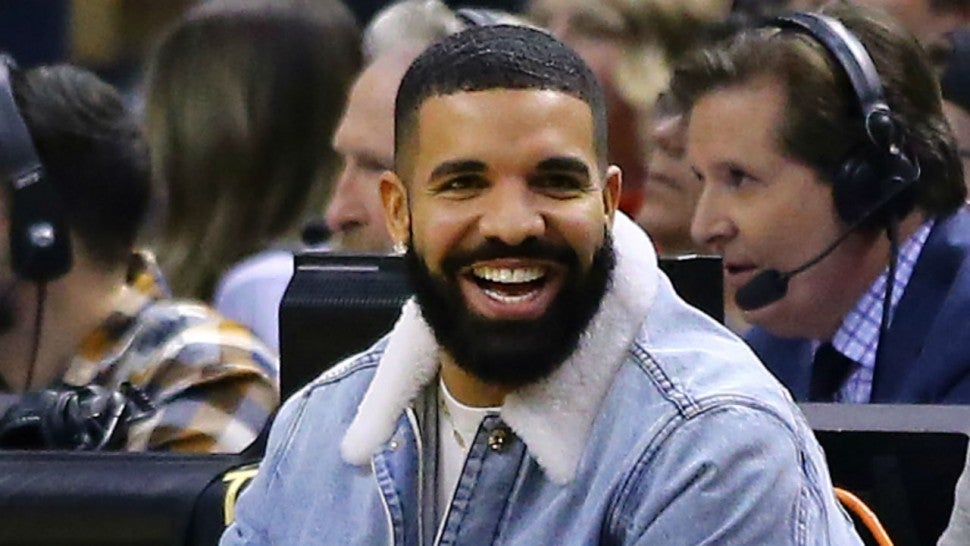 Drake Rocks Cowboy Look for Star-Studded Birthday Costume Party -- See the Pic!.jpg