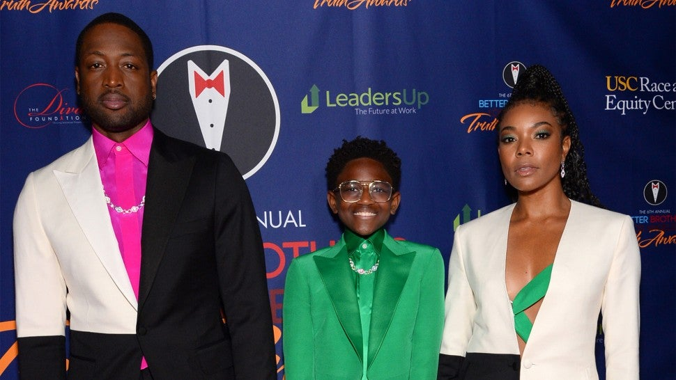 Dwayne Wade and Gabrielle Union's Daughter Zaya Hits Her First Red Carpet Since Coming Out