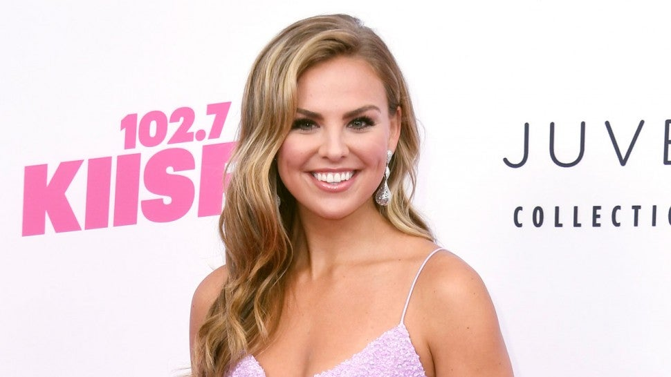 Bachelorette Alum Hannah Brown Poses Fully Naked in Pool Pic